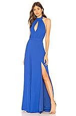 Yumi Kim High Demand Maxi Dress in Royal Blue