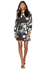 Yumi Kim Wild Love Dress in Westview Black