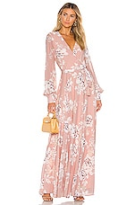 Yumi Kim Giselle Maxi in French Rose Cameo