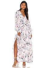 Yumi Kim Giselle Maxi Dress in Evening Bliss Cameo