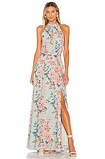 Yumi Kim High Demand Maxi Dress in Sweet Dawn Dusk