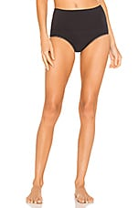 Yummie Seamlessly Shaped Brief in Black