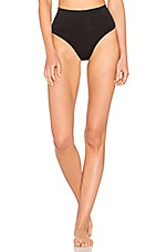 Jasmina Shaping Thong en Noir