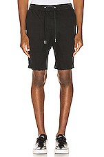 Sureshot Short in Black