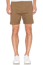 Scout Short in Camel