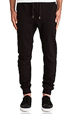 Flight Pant in Black Neo
