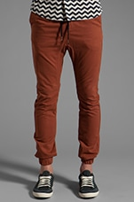 Sureshot Chino in Terracotta