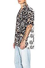 Zanerobe x REVOLVE Exotic Short Sleeve Shirt in Black & White