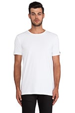 Flintlock Tee in White