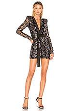 Zhivago Miami Nights Mini Dress in Multi
