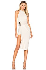 Zhivago Astor Dress in White