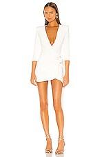 Zhivago The Key Mini Dress in White