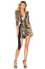Zhivago The Key Dress in Gold