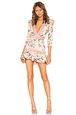 Zhivago There Is Magic In There Dress in Blush