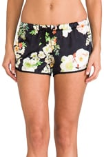 Oli Shorts in Black Garden Floral