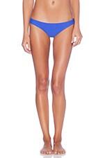 Jeni Brazilian Bikini Bottom in Ultramarine