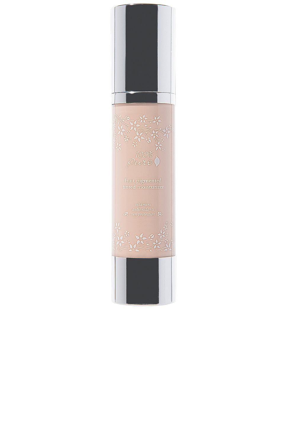 100% Pure Tinted Moisturizer with Sun Protection in Alpine Rose