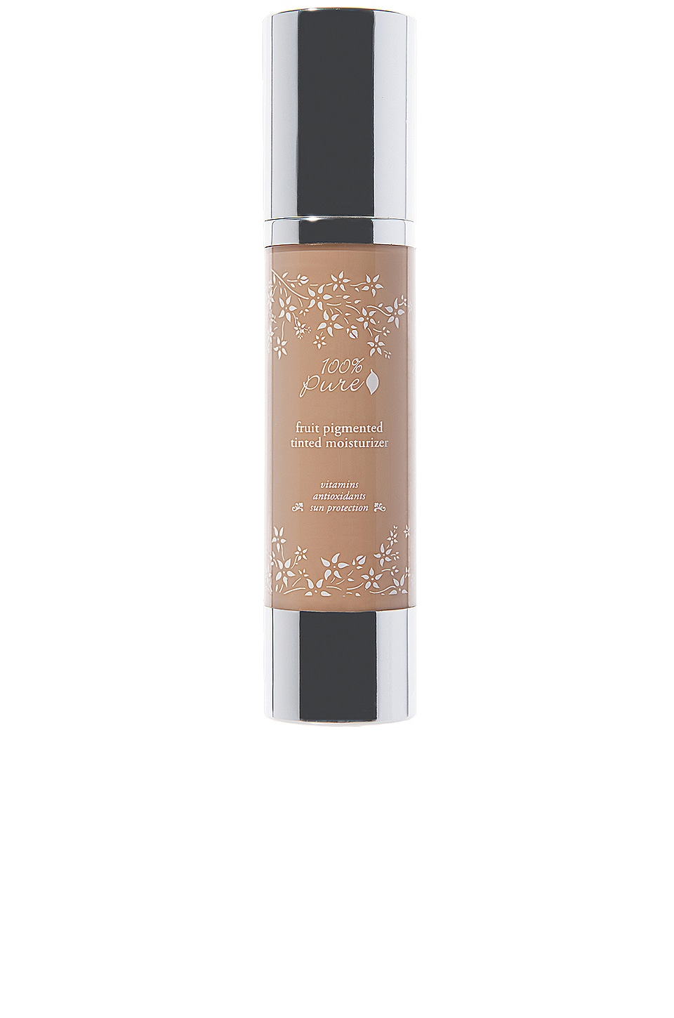 100% Pure Tinted Moisturizer with Sun Protection in Toffee