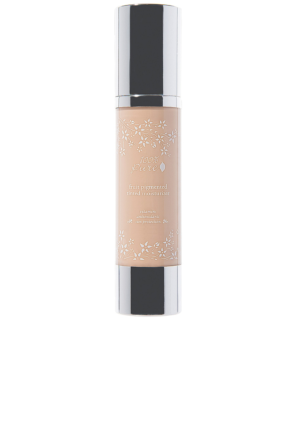 Tinted Moisturizer with Sun Protection