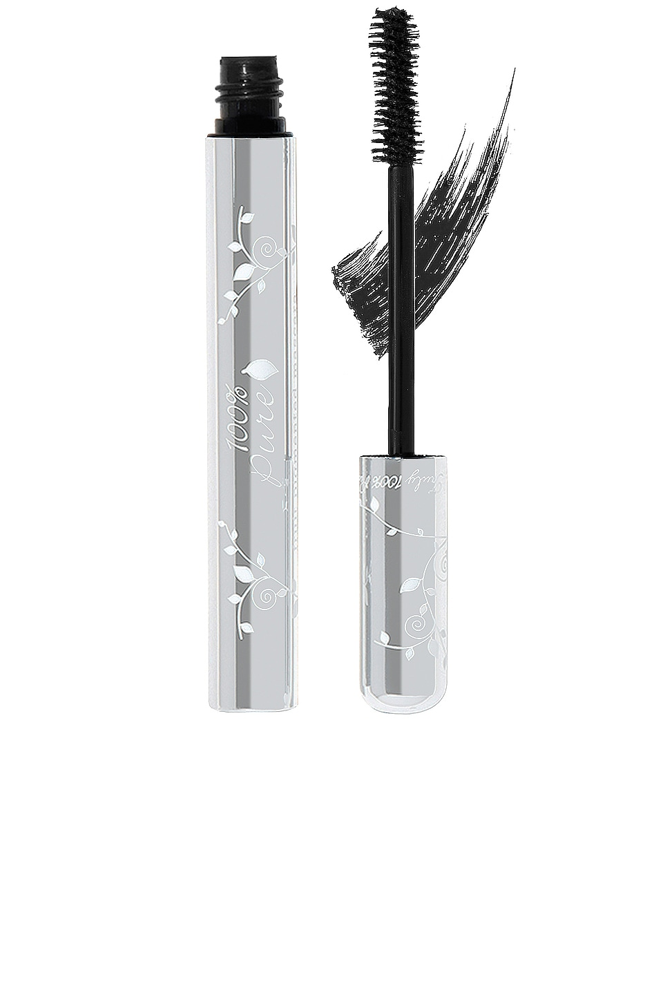 100% Pure Mascara in Black Tea