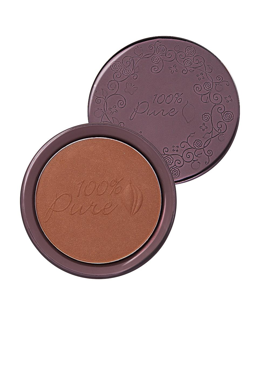 100% Pure Cocoa Pigmented Bronzer in Cocoa Glow