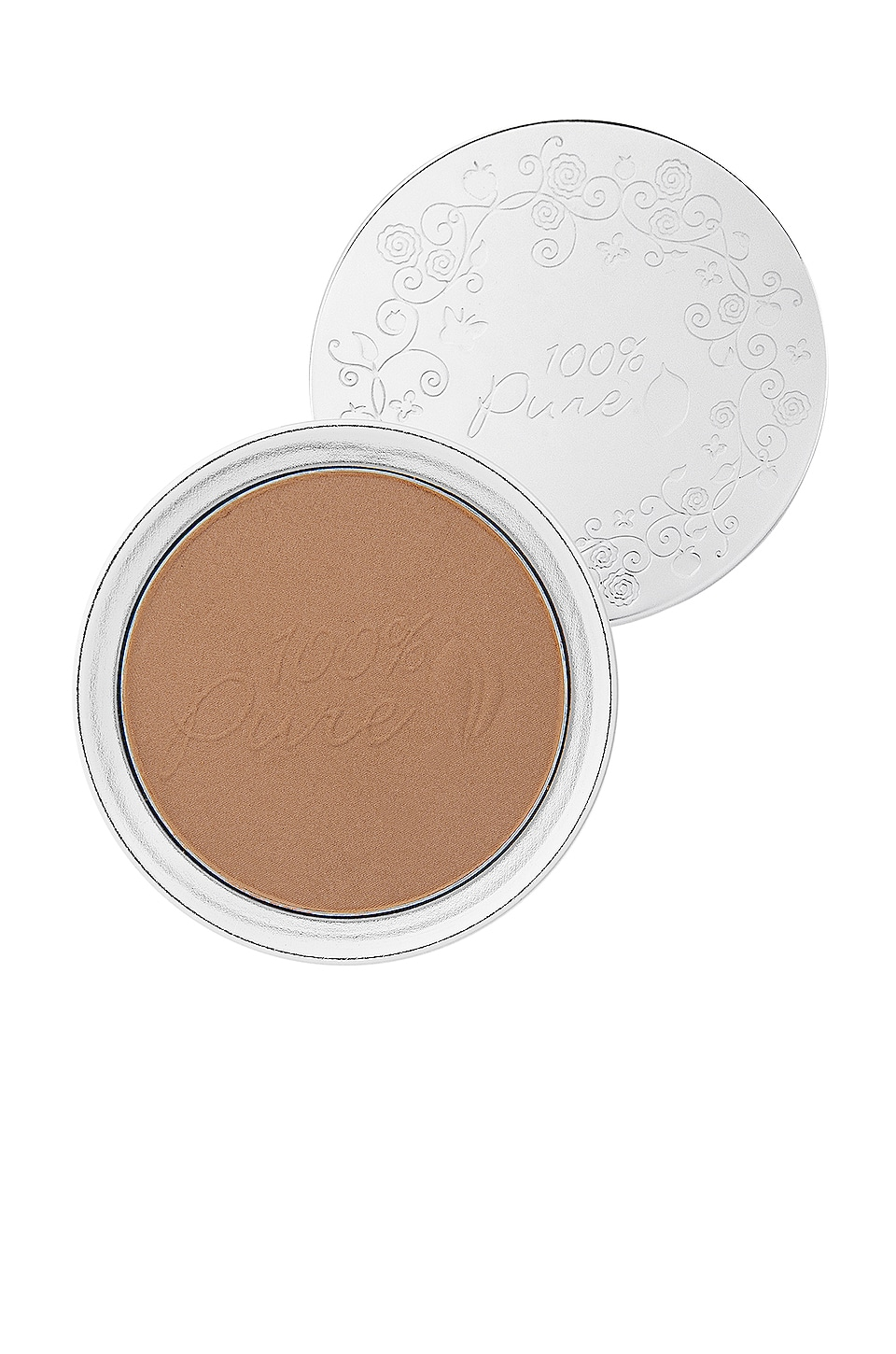 100% Pure Healthy Face Powder Foundation w/Sun Protection in Mousse