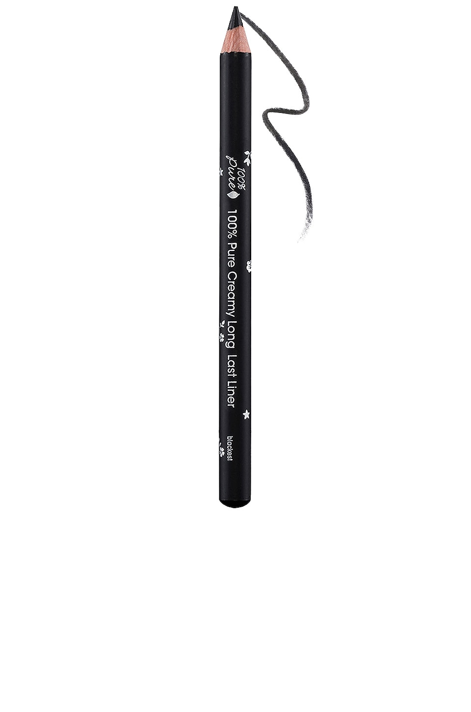 100% Pure Creamy Long Last Liner in Blackest