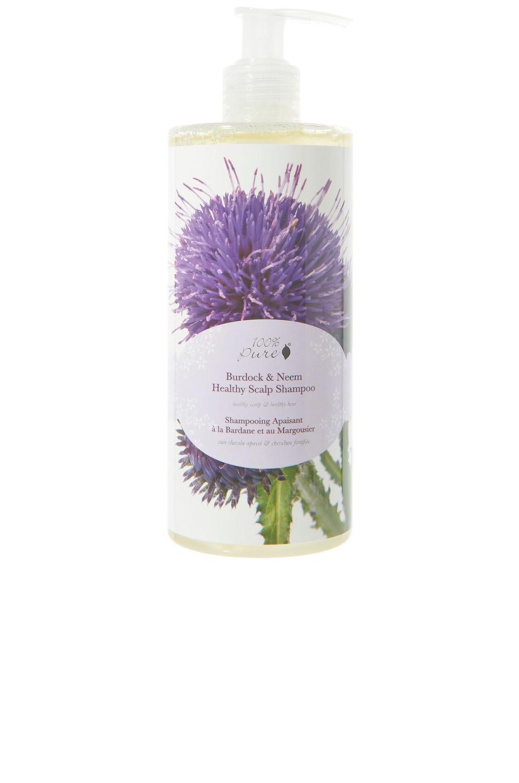 Burdock & Neem Healthy Scalp Shampoo