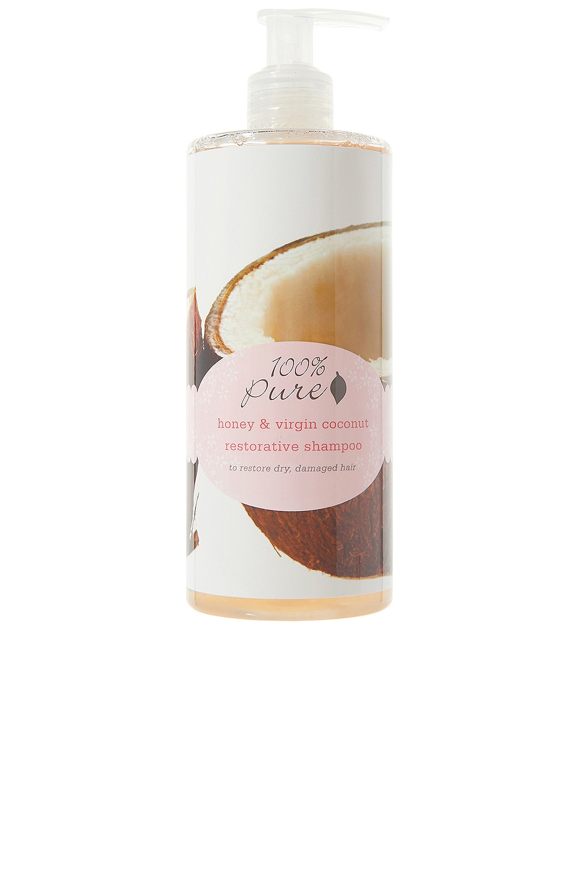 Honey & Virgin Coconut Restorative Shampoo