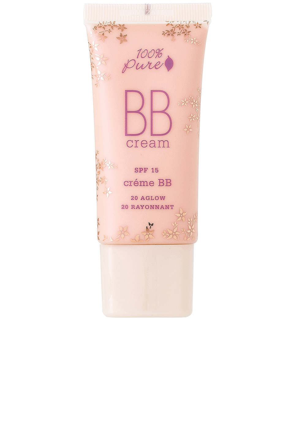100% Pure BB Cream in Shade 20 Aglow