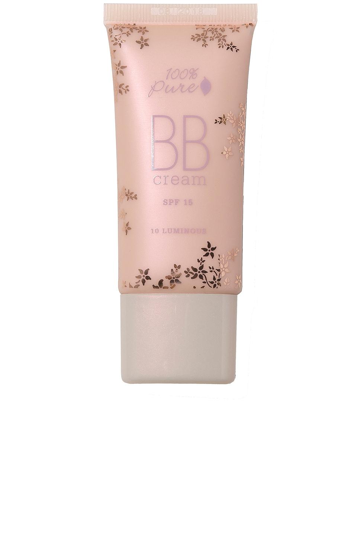 100% Pure BB Cream in Shade 10 Luminous