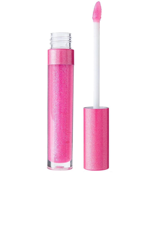 100% Pure Gemmed Lip Gloss in Rose Quartz
