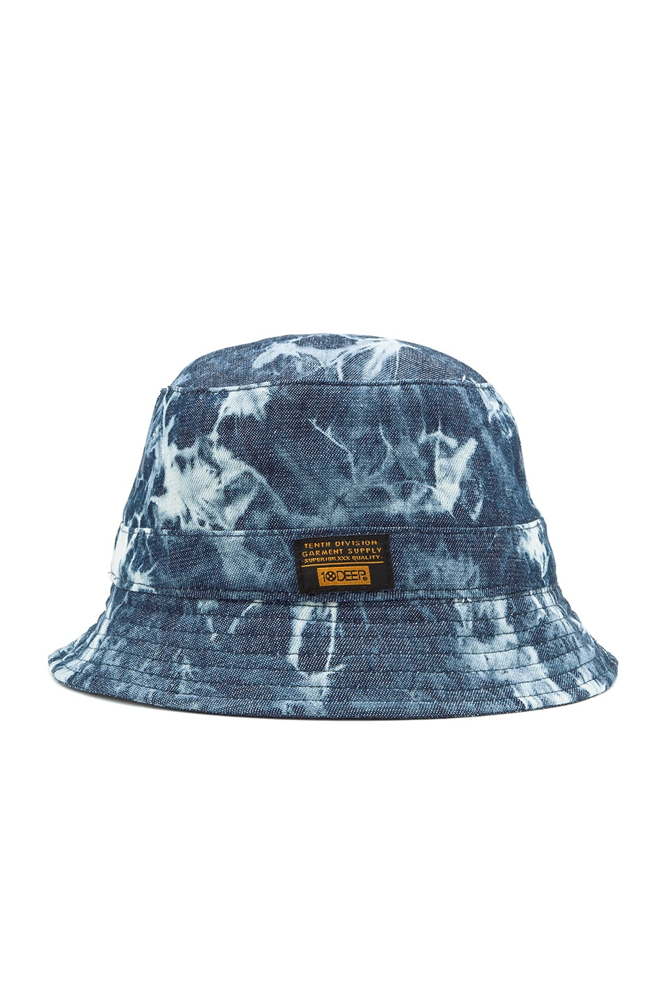 261b385f8ccc 10 Deep Thompson s Bucket Hat in Blue Tie Dye