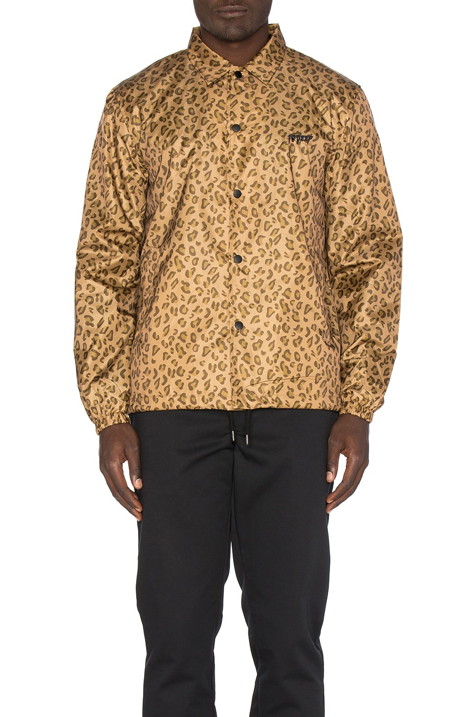 Sound & Fury Coaches Jacket by 10 Deep