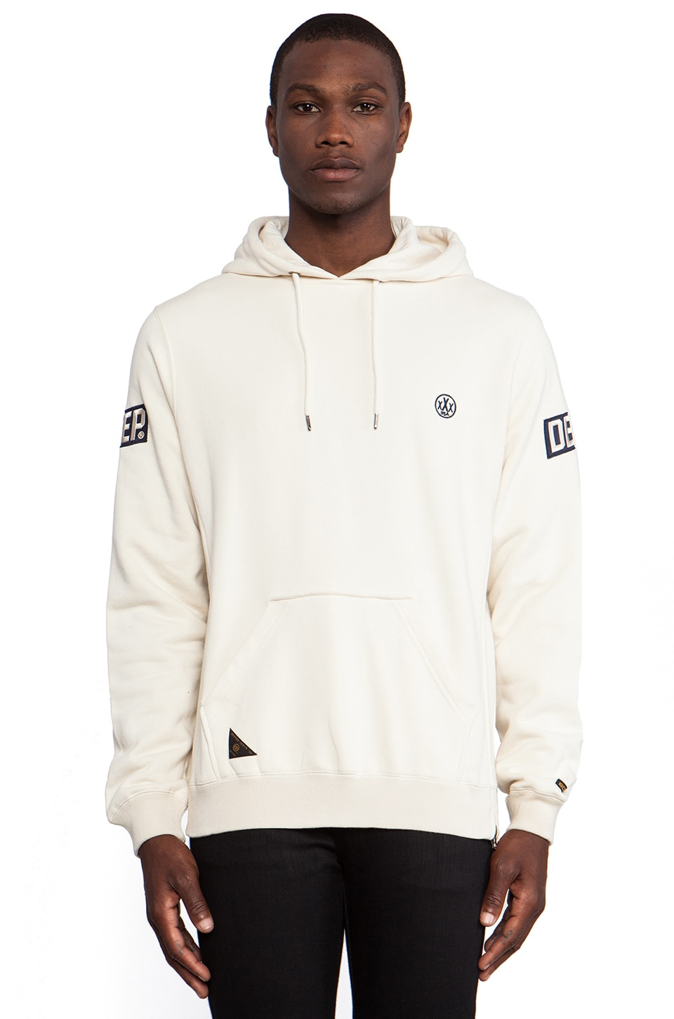 10 Deep Omotesando Hoodie in Natural