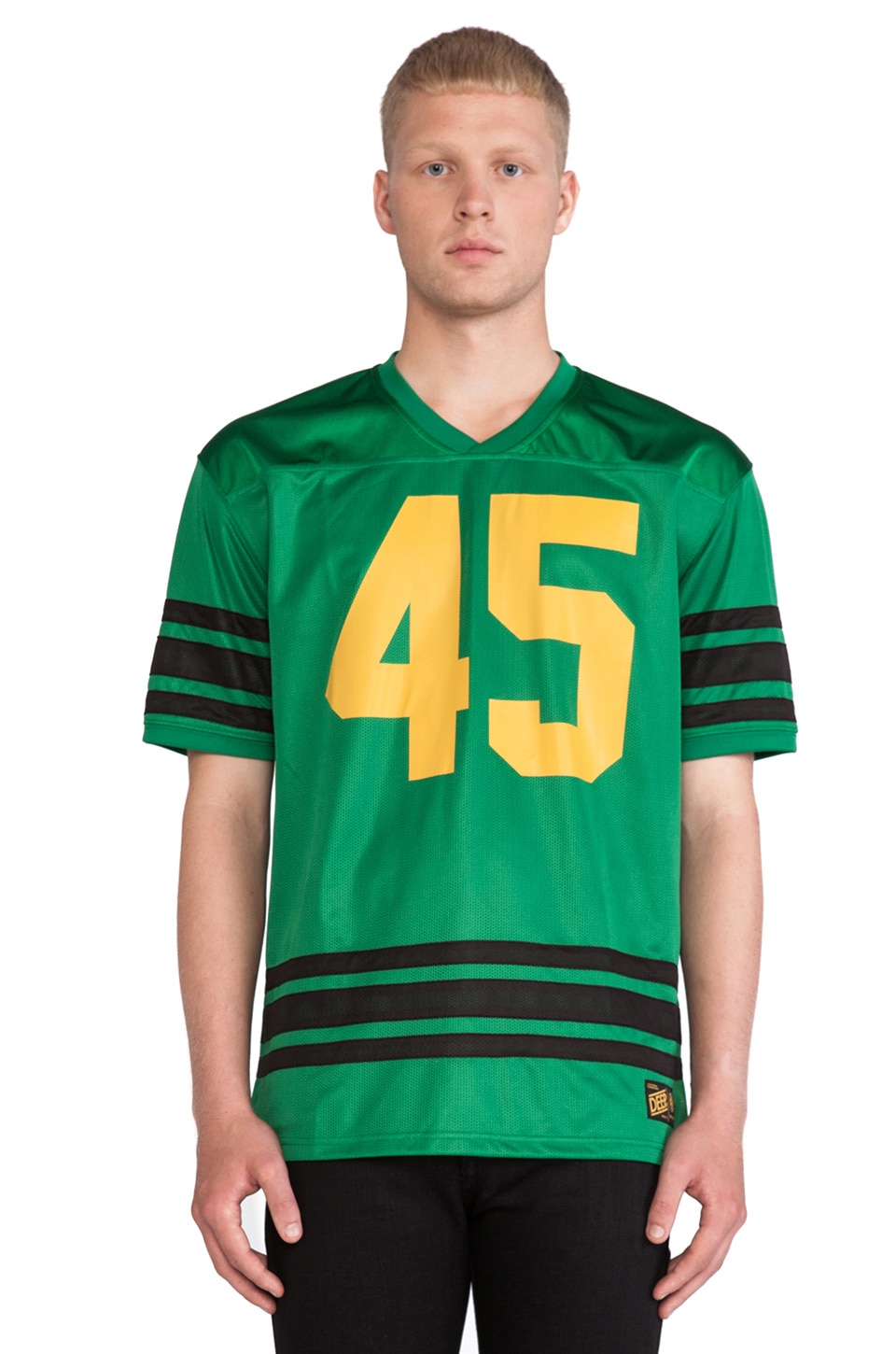 10 Deep Icons Jersey in Green