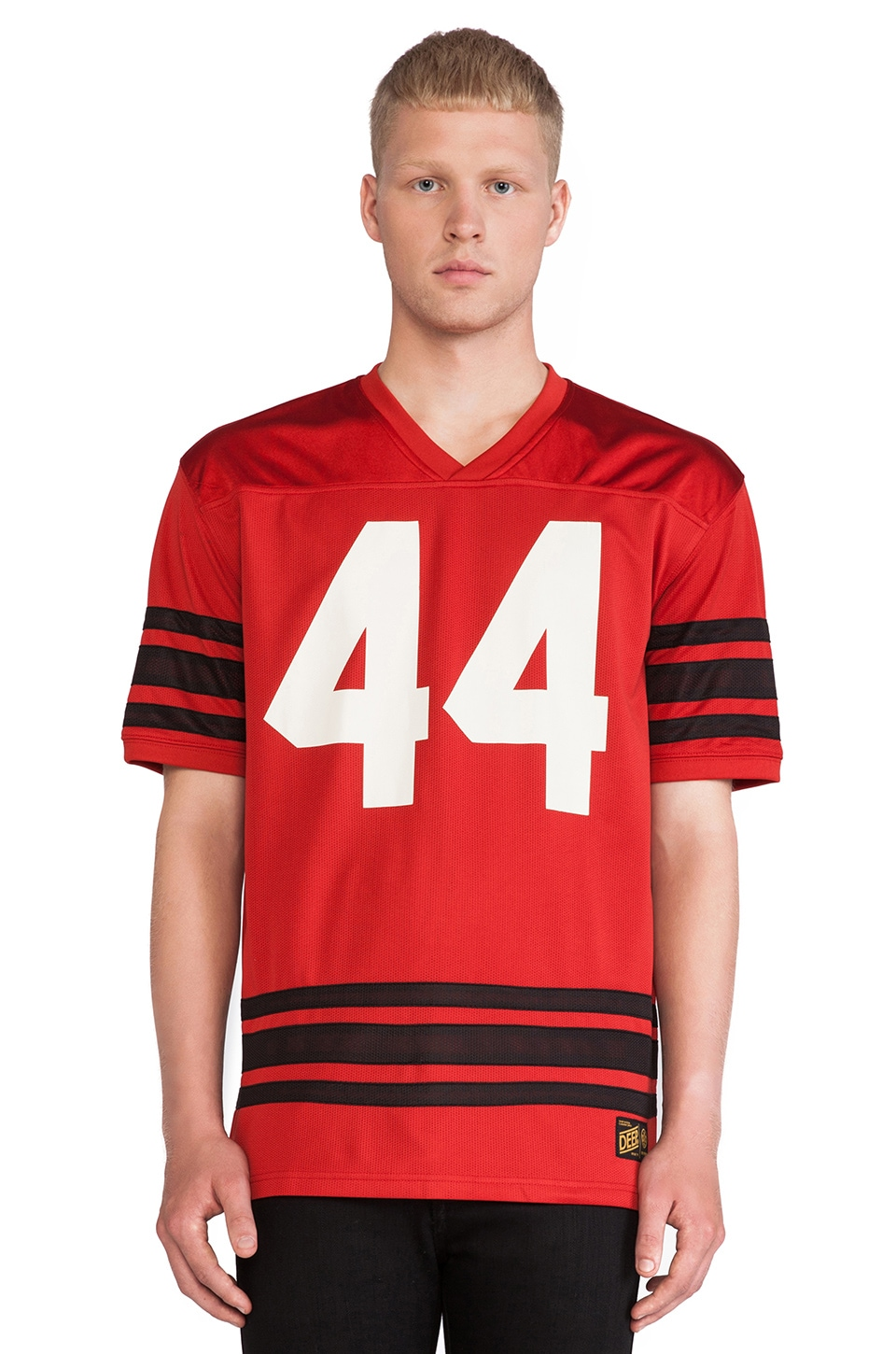 10 Deep Icons Jersey in Red