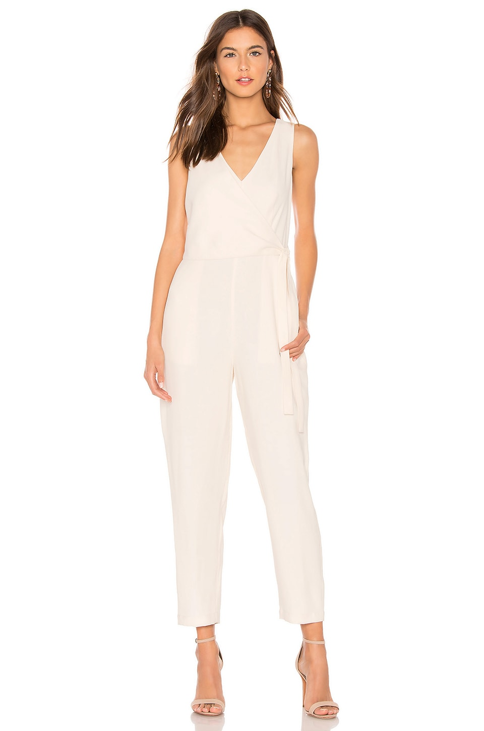 Wrap Front Jumpsuit             1. STATE                                                                                                                                         Sale price:                                                                       CA$ 91.87                                                                  Previous price:                                                                       CA$ 160.78 13