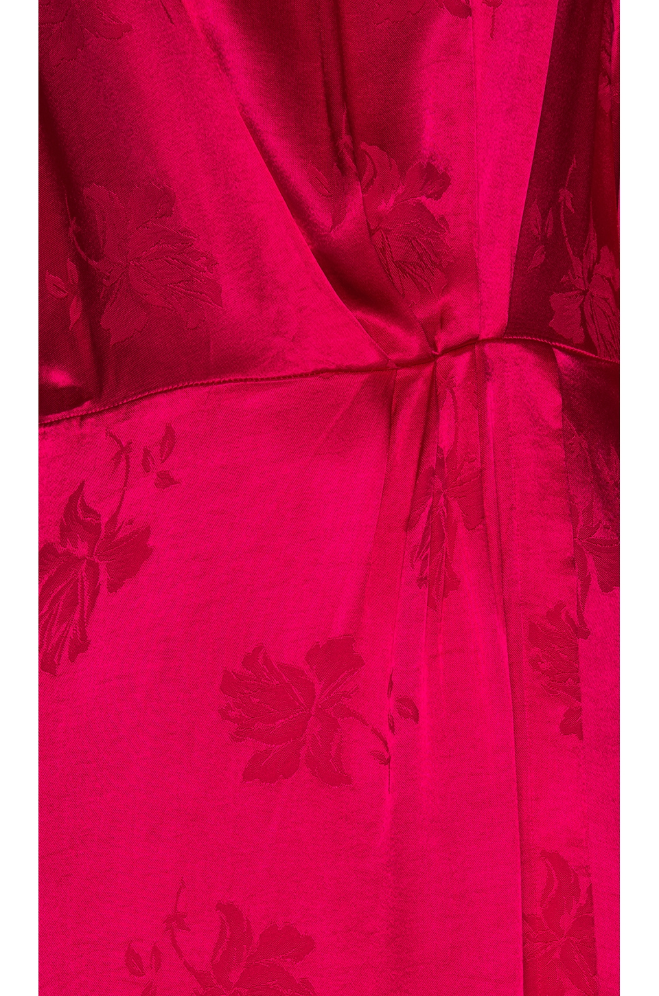 Floral Jacquard Dress, view 4, click to view large image.