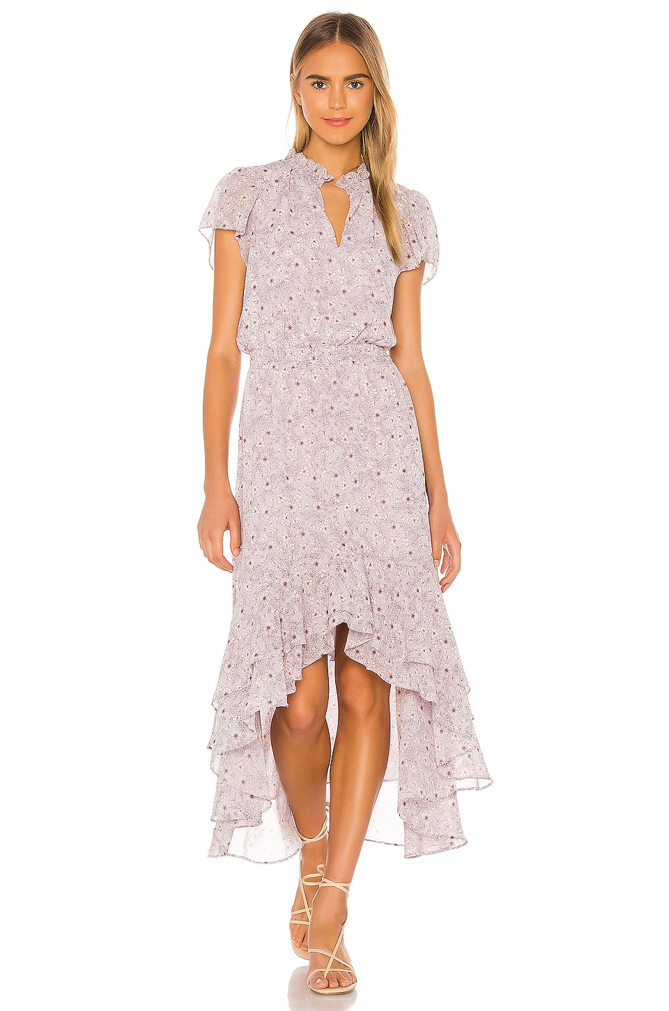 Wildflower Bouquet High Low Dress             1. STATE                                                                                                       CA$ 174.29 22