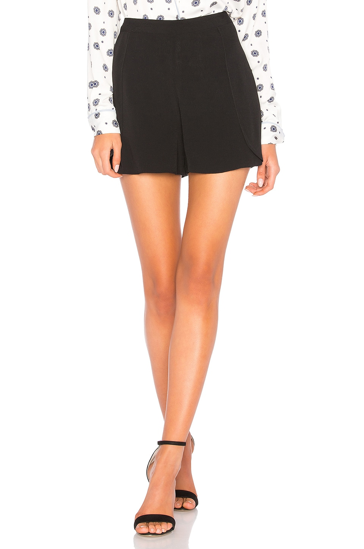 Tulip Hem Shorts