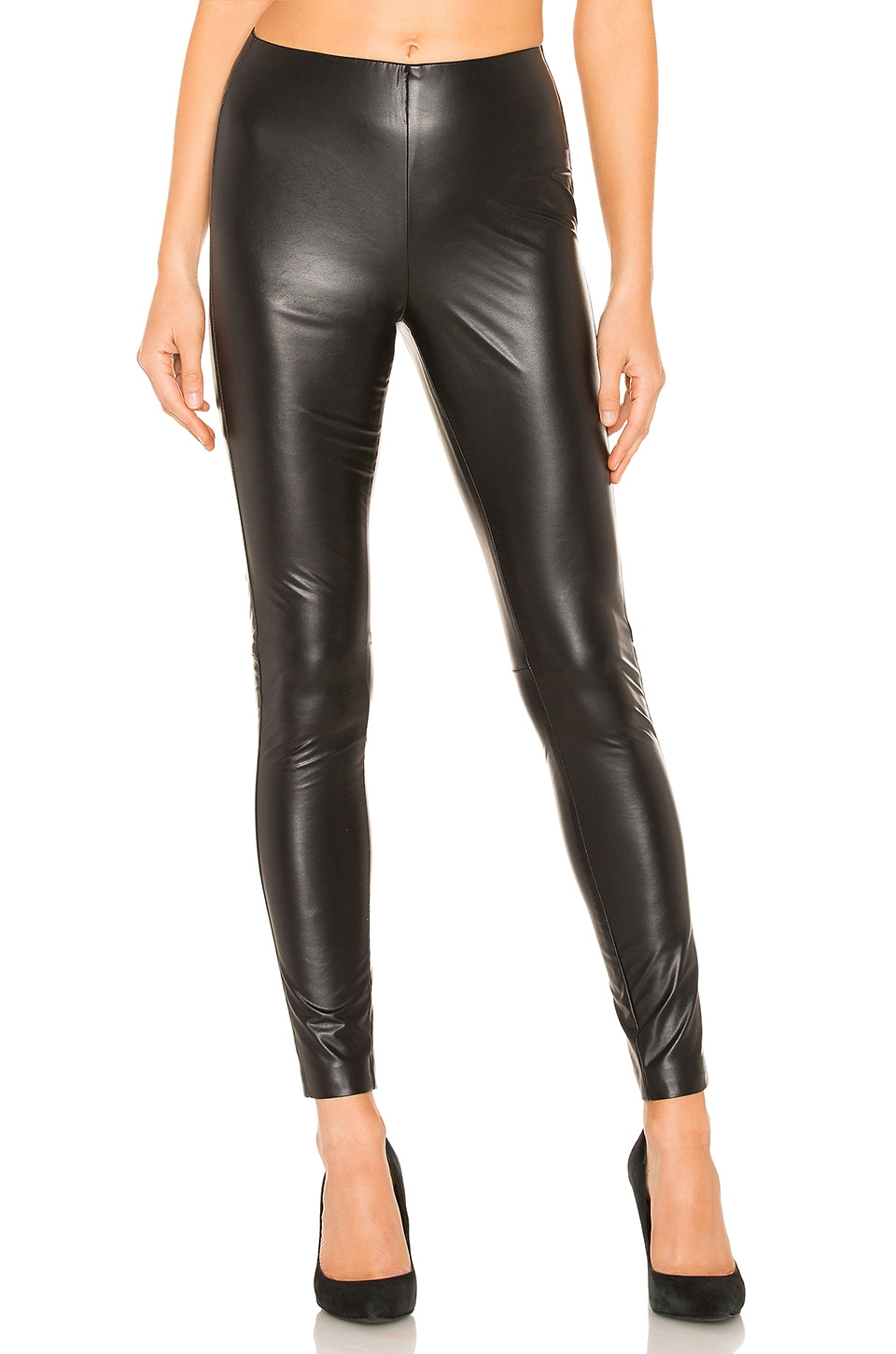 a383265d65 1. STATE Stretch Faux Leather Legging in Rich Black | REVOLVE