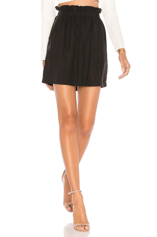 Paperbag Mini Skirt