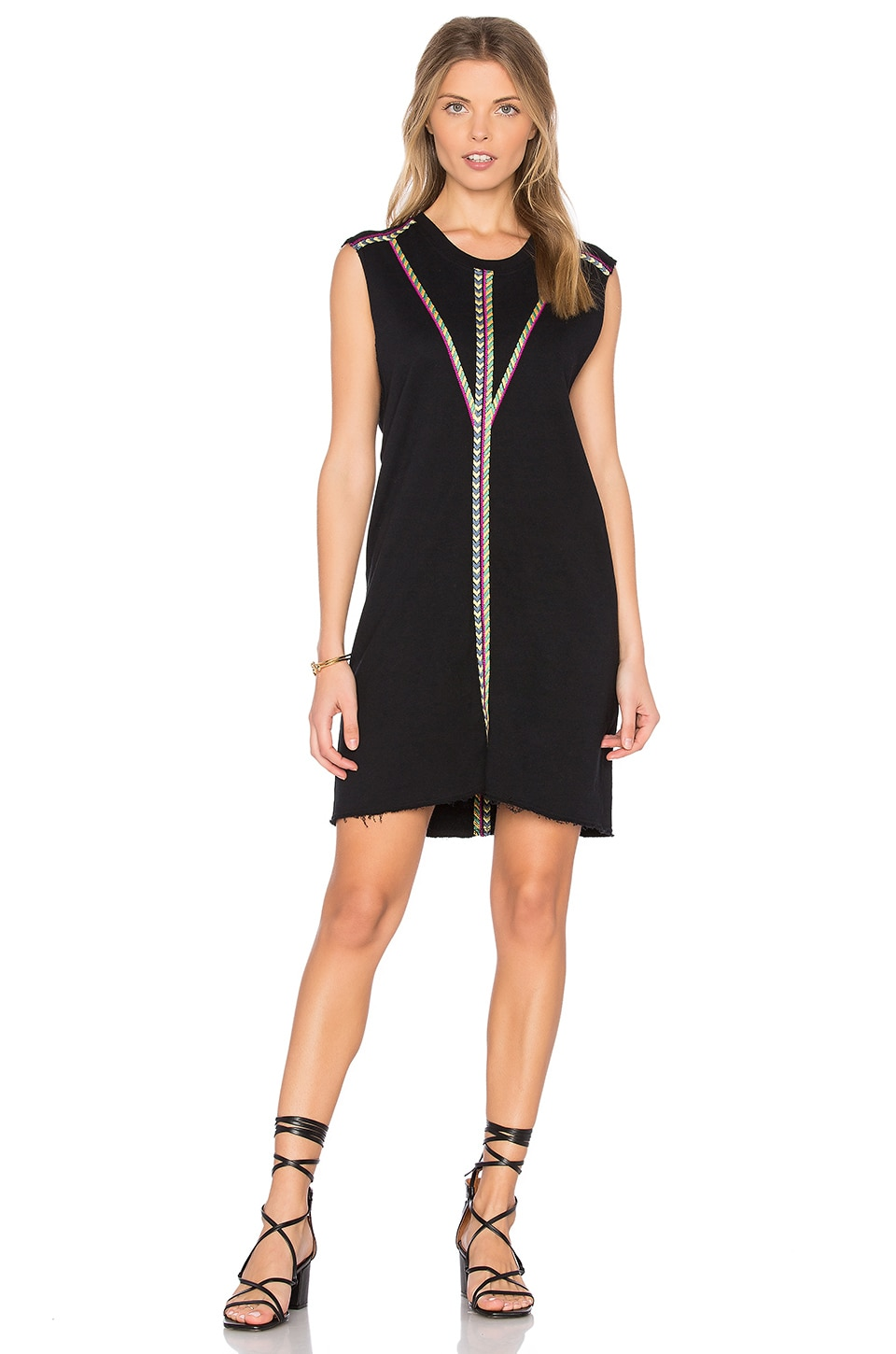 Leora Embroidered Dress by 27 Miles Malibu