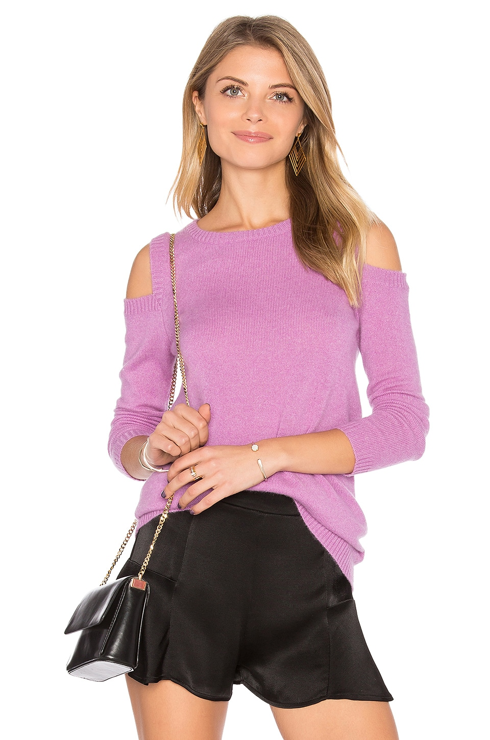Roxanna Cold Shoulder Sweater by 27 Miles Malibu