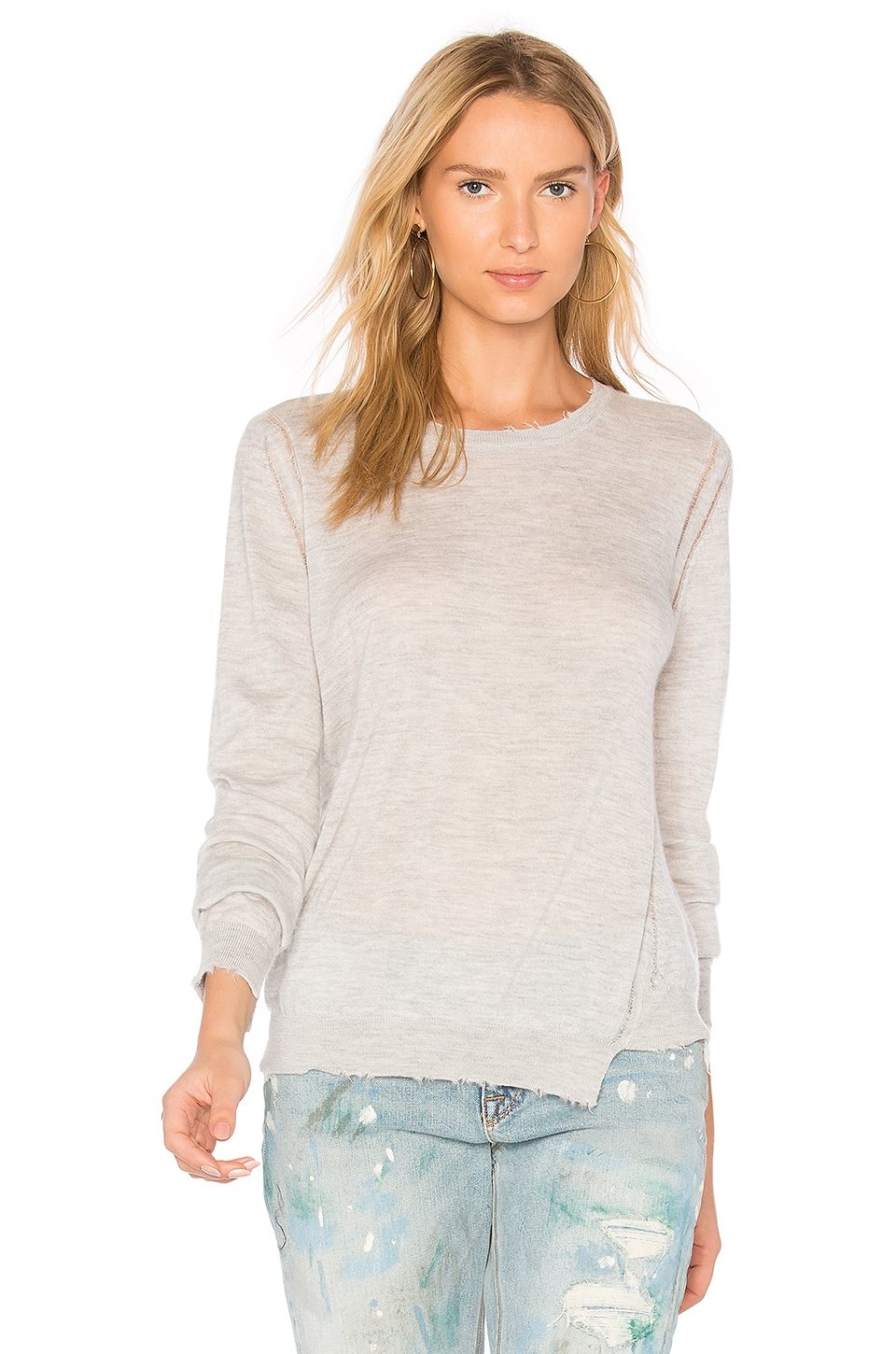 Lucina Crew Neck Sweater by 27 Miles Malibu