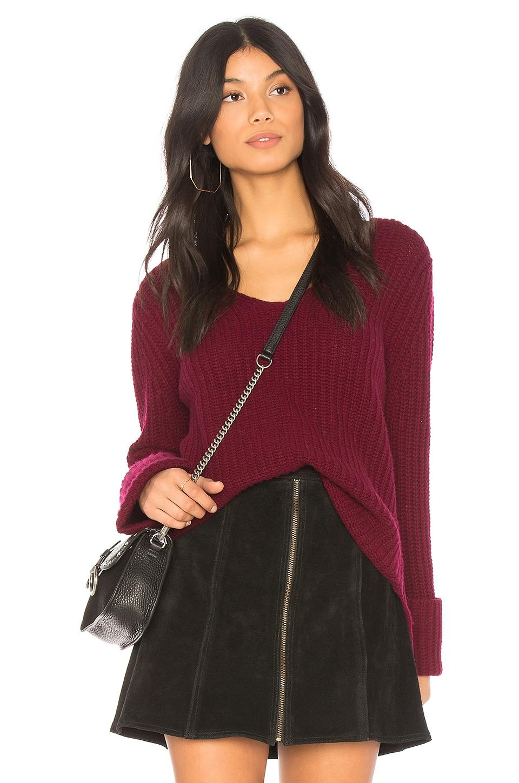 Kerra Bell Sleeve Sweater