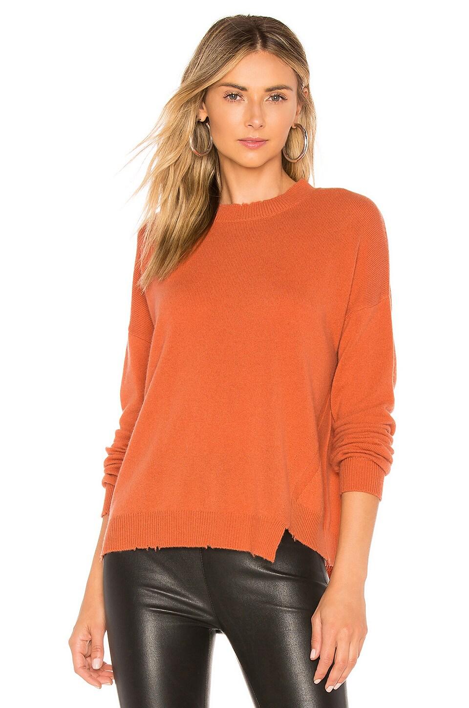 27 MILES MALIBU Gessica Sweater in Rust