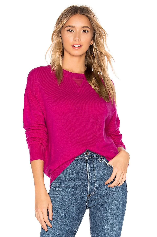 27 MILES MALIBU Lilo Sweater in Pink