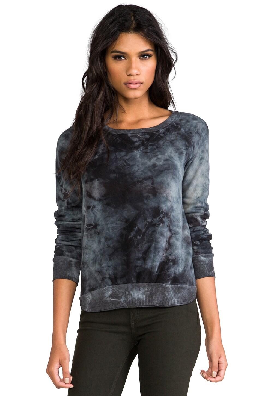 291 Tie Dye Pullover Sweatshirt in Haze